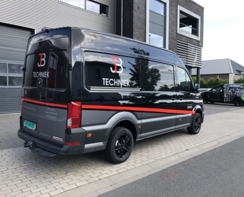 Sprinter, wrapping, car wrapping, reclame