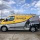 Ford Custom, ford, wrapping, bestelbus, signing, bedrijfsbus, bedrijfsauto, wrappen, beletteren, reclame